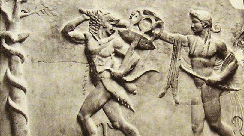 Peter Kingsley, le carrefour de l'Enfer, la disparition & la liberté dans le cadre