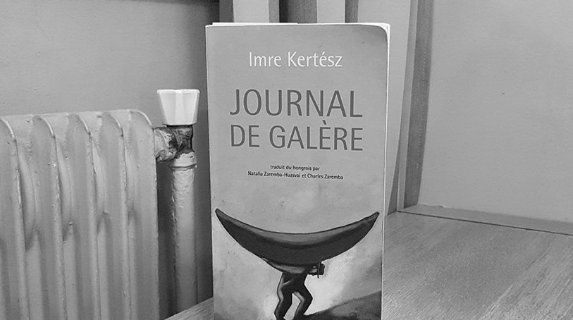 Kertesz journal de Galere